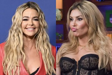 Denise Richards – Here's How She Reportedly Feels About Being In Another 'RHOBH' Season Amid Her Brandi Glanville Scandal!