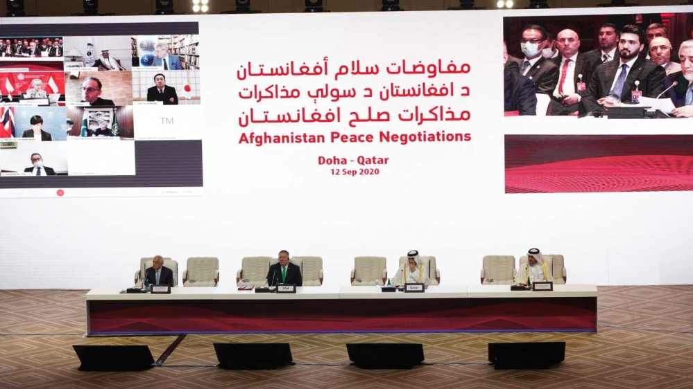 Afghan peace talks: What top diplomats from US, Qatar, India said