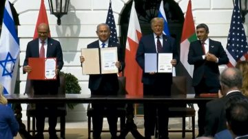 The Abraham Accords: The PR of the 'peace deals'