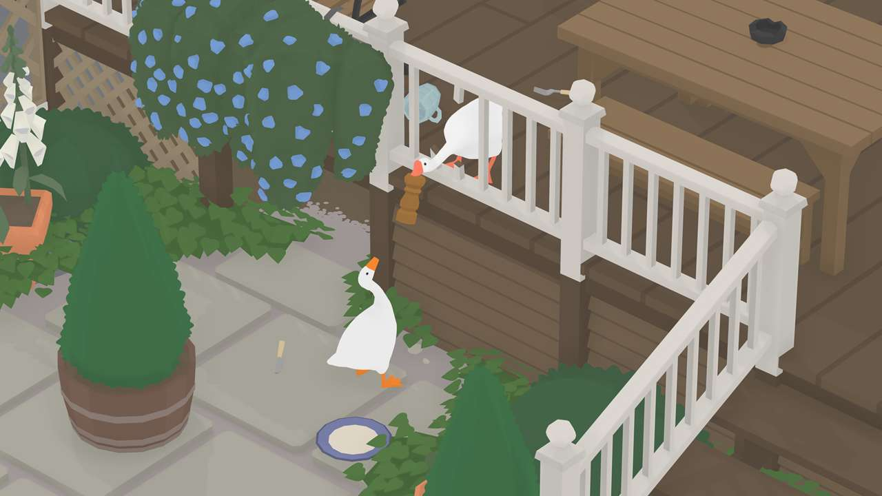 Untitled Goose Game Co-Op Update Is Now Live
