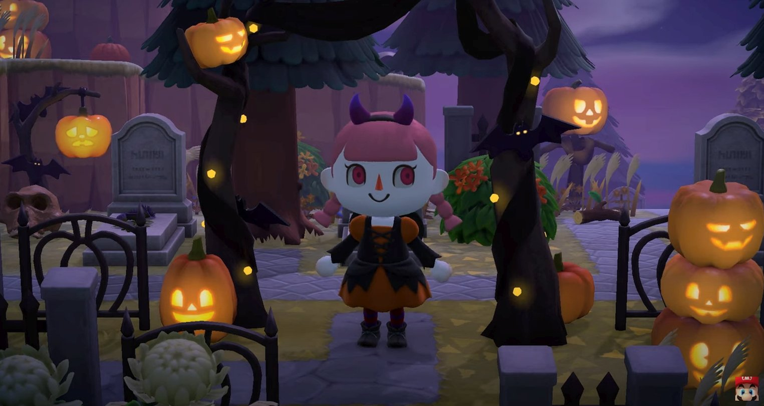 Animal Crossing: New Horizons Reveals Major Upcoming Halloween Update With The Return Of Jack