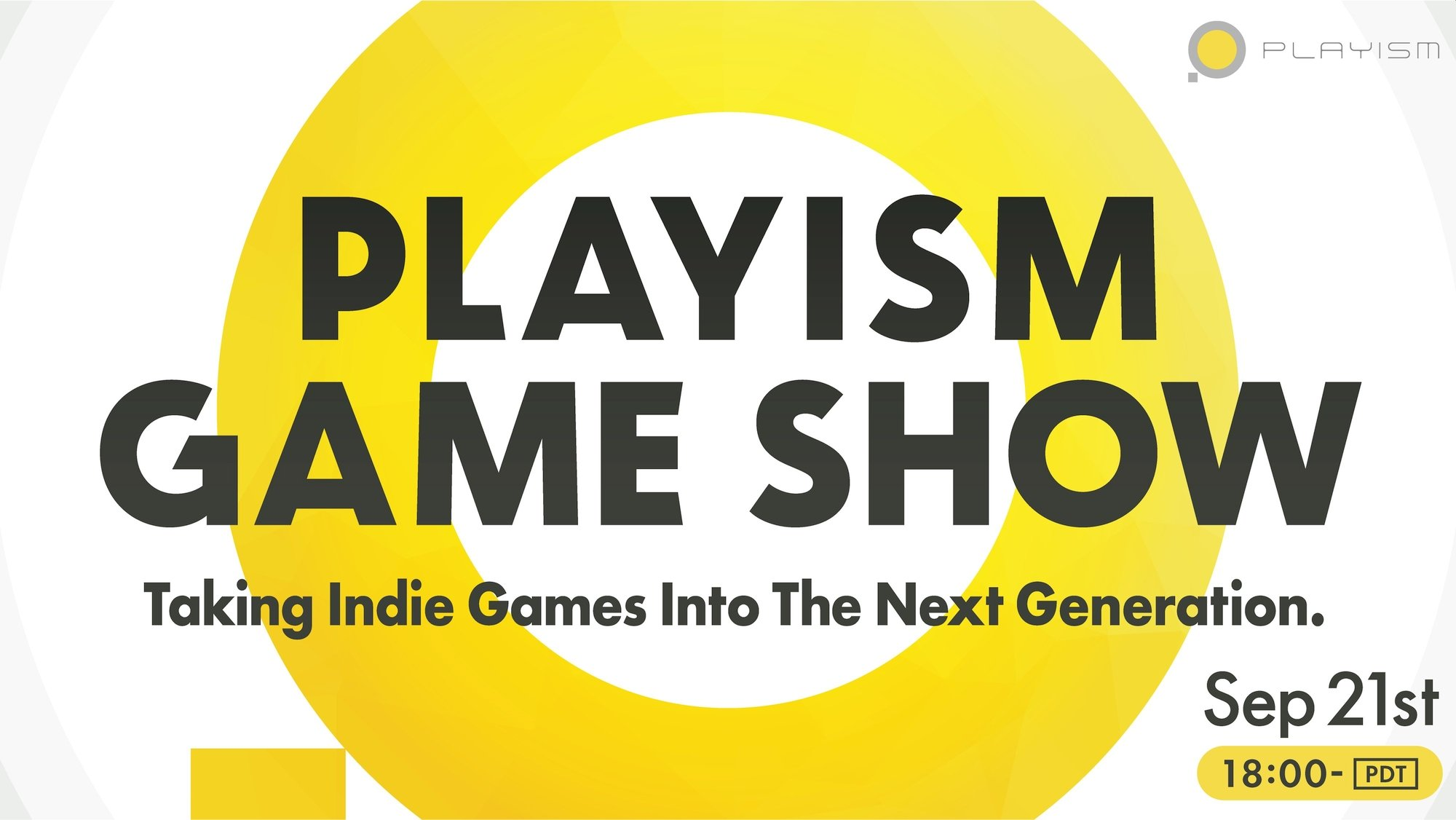 PLAYISM Announces Special Game Show Ahead Of Tokyo Game Show 2020