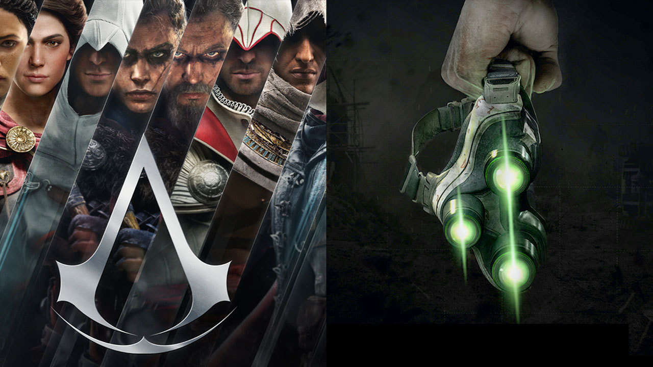 New Splinter Cell And Assassin's Creed Games Revealed For Oculus Quest 2