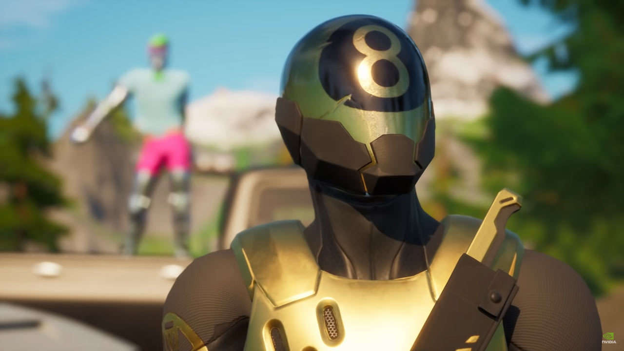 Fortnite RTX And DLSS Features Coming To PC On September 17