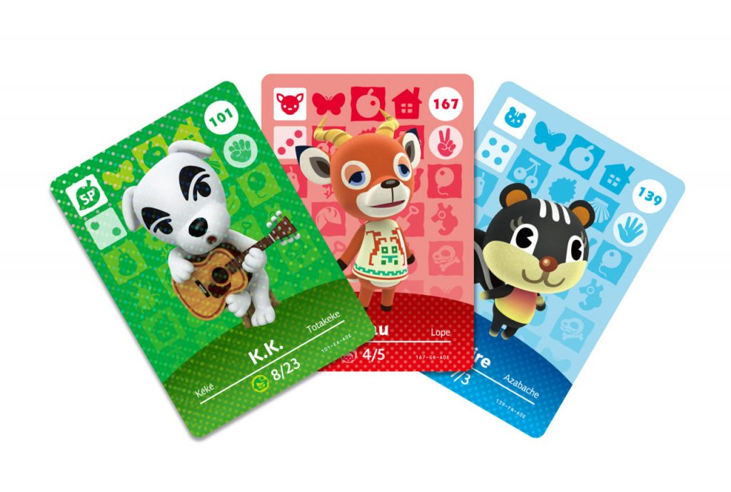 Animal Crossing Amiibo cards allow you to invite new characters to your island and more.