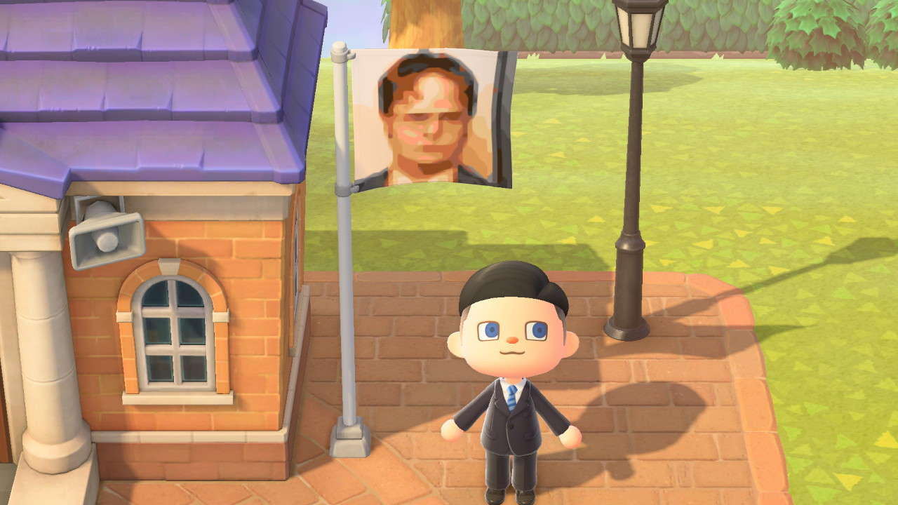 Animal Crossing: New Horizons Player Is Recreating The Office