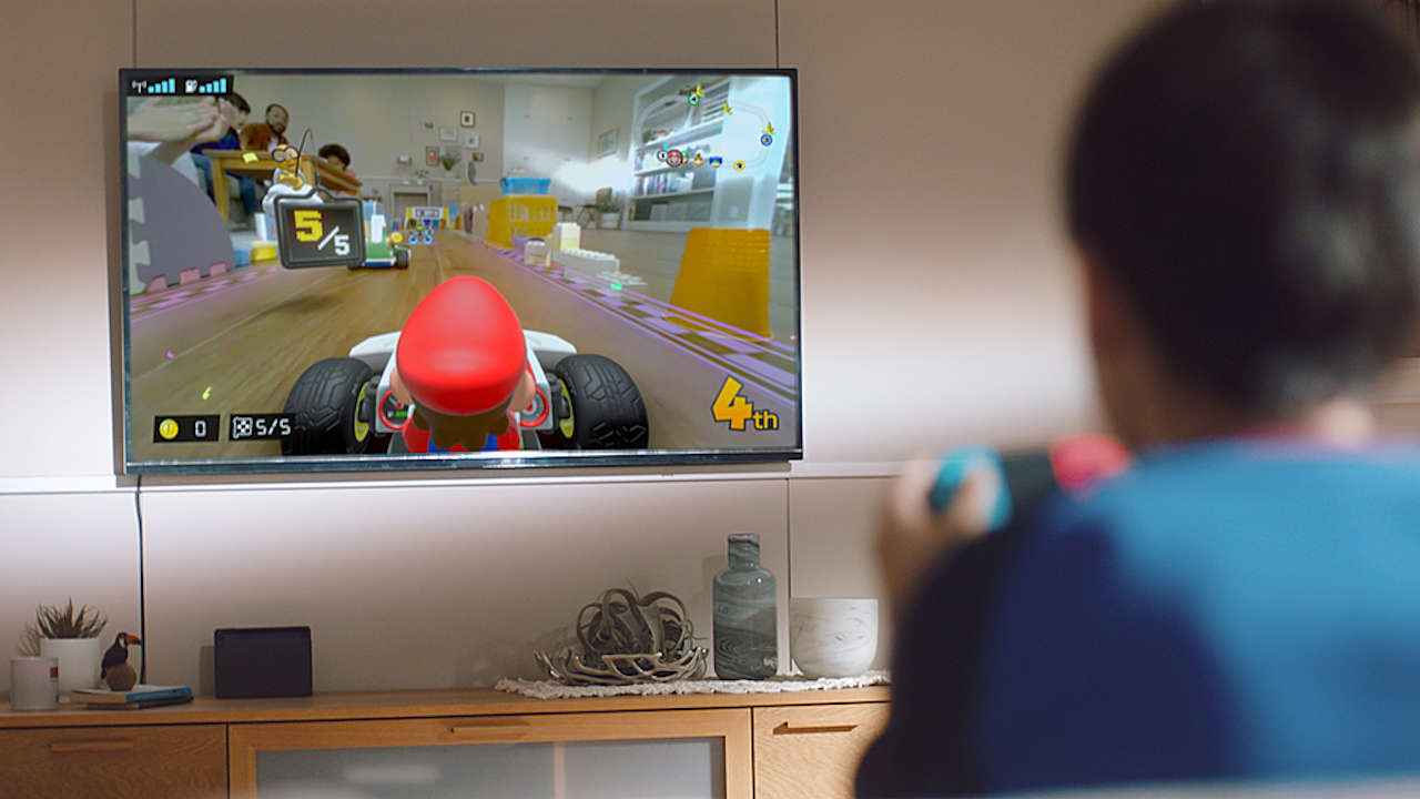 Mario Kart Live: Home Circuit Preorders Are Live