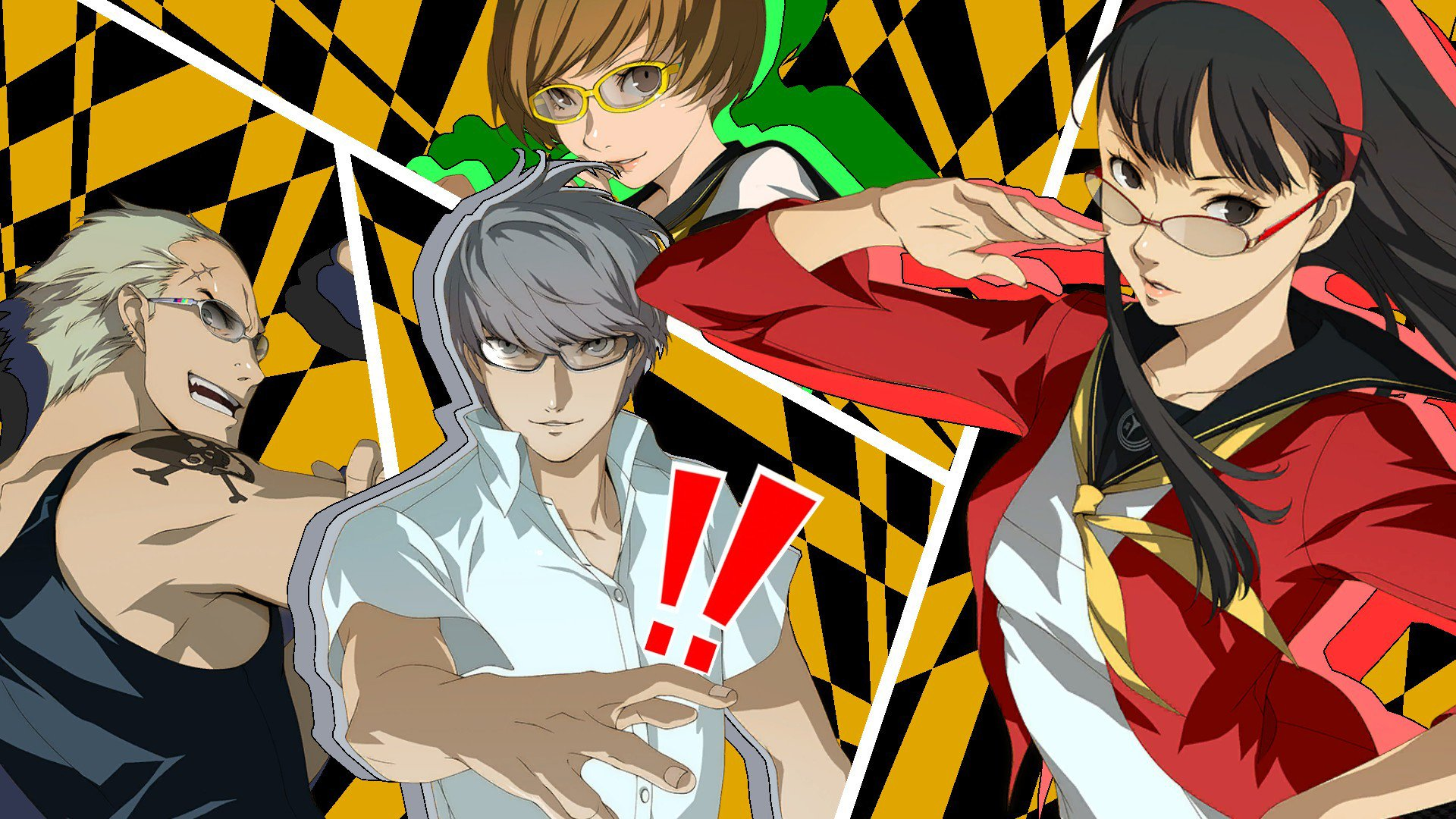 Atlus Drops Persona 4 Golden Patch 1.1 With Major Fixes And Cutscene Optimization