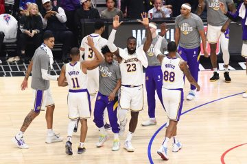 Controversial Officiating Hands LA Lakers a Win Against Denver Nuggets, 126-114