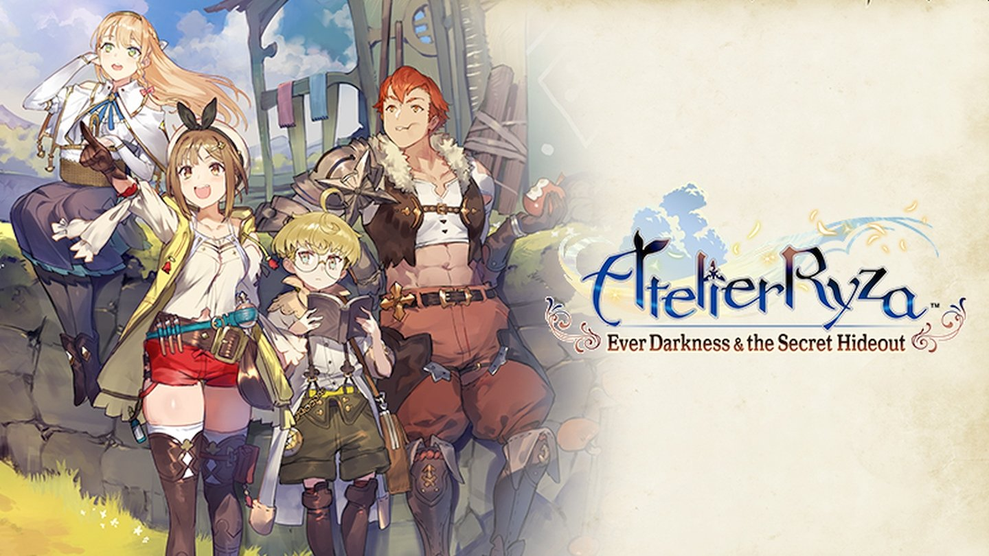 Atelier Ryza: Ever Darkness And The Secret Hideout Celebrates Over 500,000 Units Shipped Worldwide