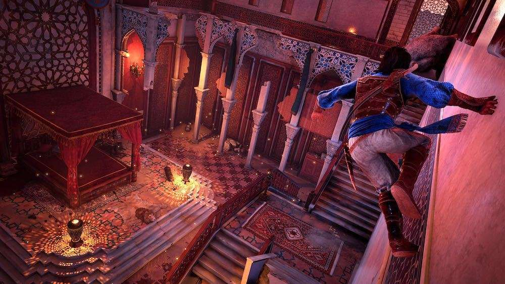 Prince Of Persia: Sands Of Time Rewinds For A Faster, Fully Mocapped Remake