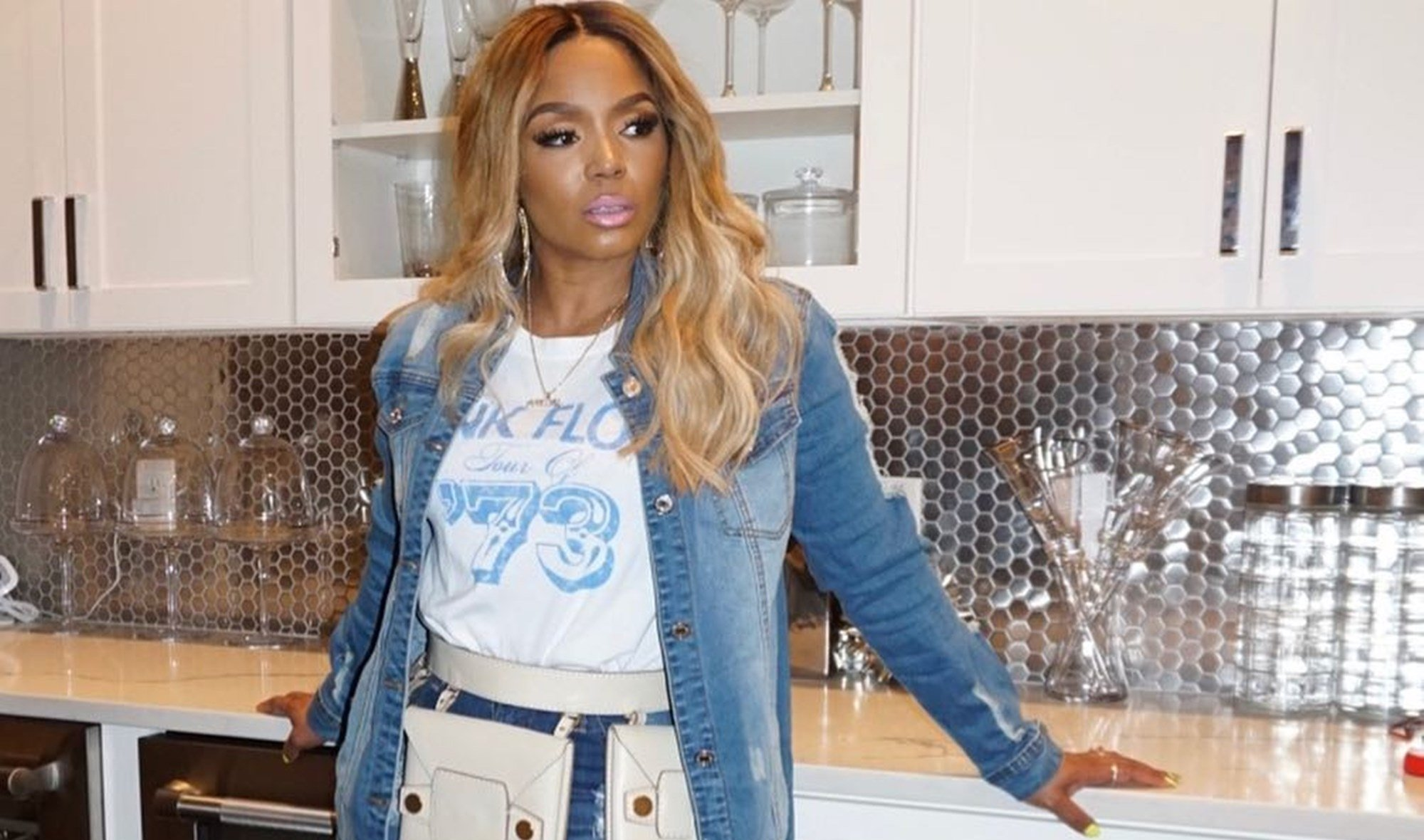 Rasheeda Frost Is Flaunting A New Look At The Pressed Boutique – Check It Out Here