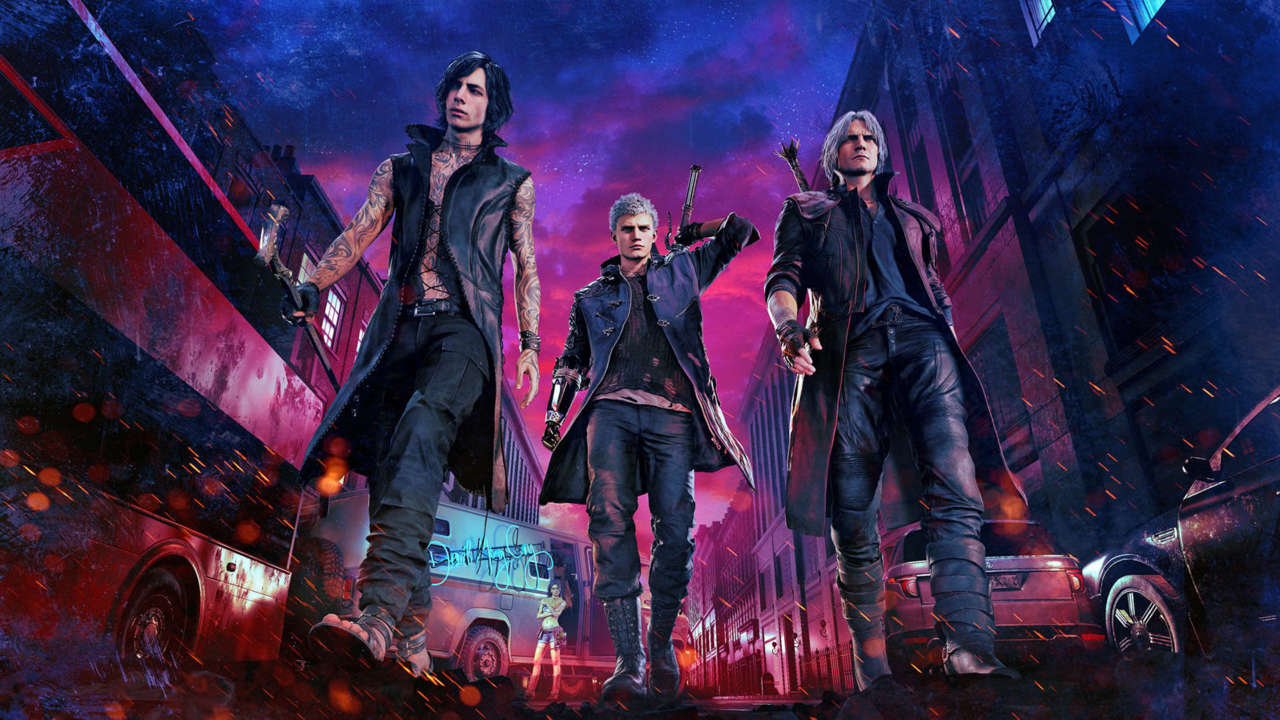 Devil May Cry 5: Special Edition Announced For PS5