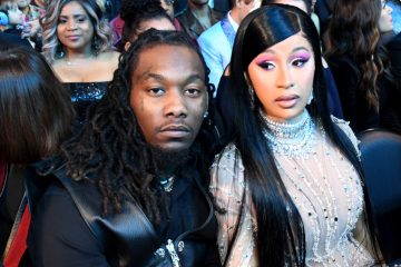 Cardi B Reportedly Files For Divorce From Offset After Almost 3 Years Of Marriage!
