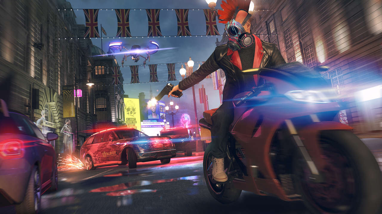 Watch Dogs Legion PC Requirements Revealed: 1080p, 4K, Ray Tracing