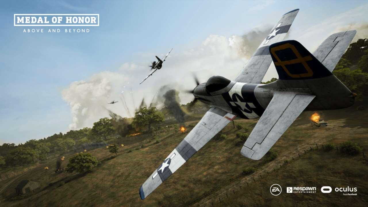 Medal Of Honor: Above And Beyond Sets A Release Date For December