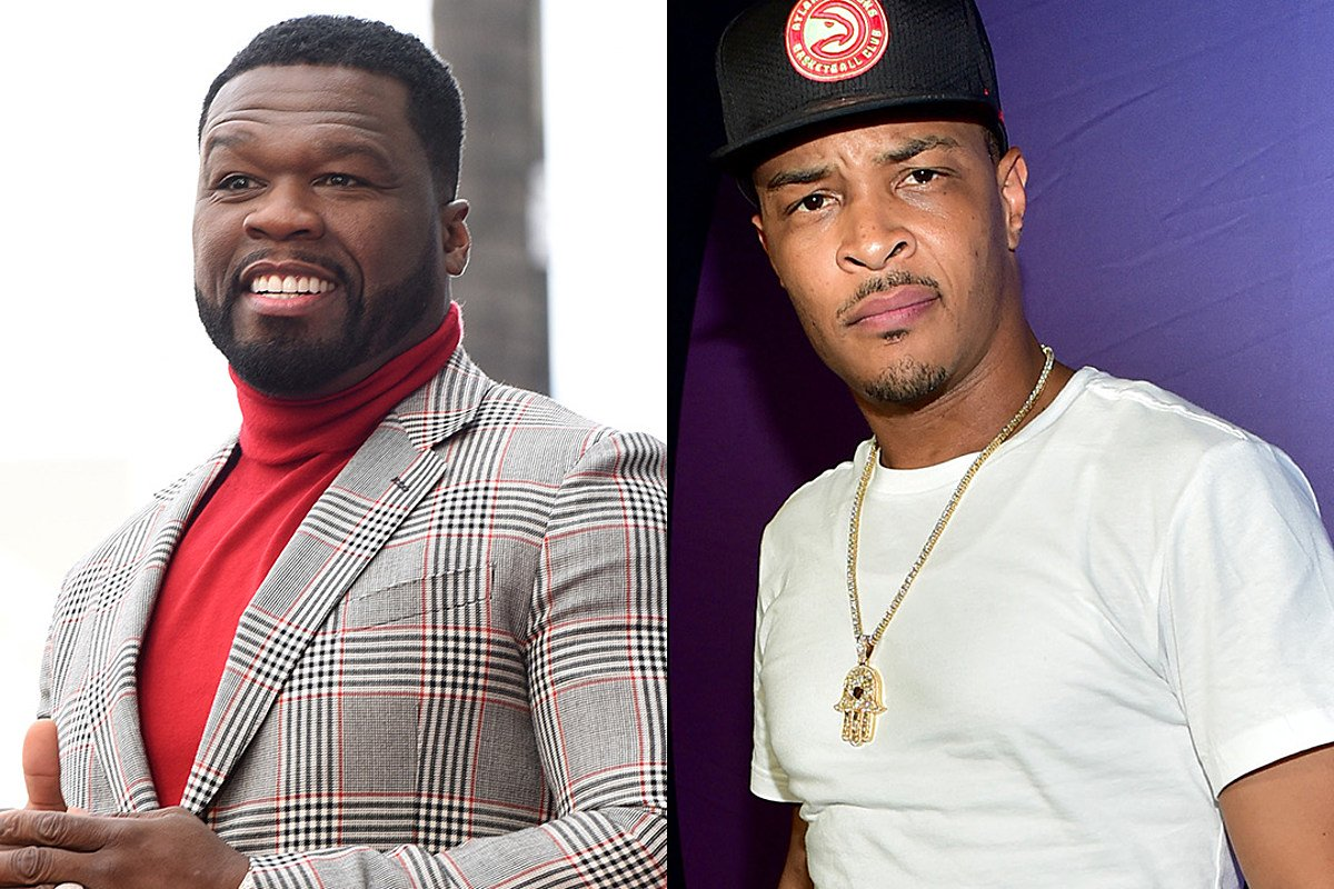 50 Cent Throws Massive Shade At T.I. – See Their Messages For Each Other