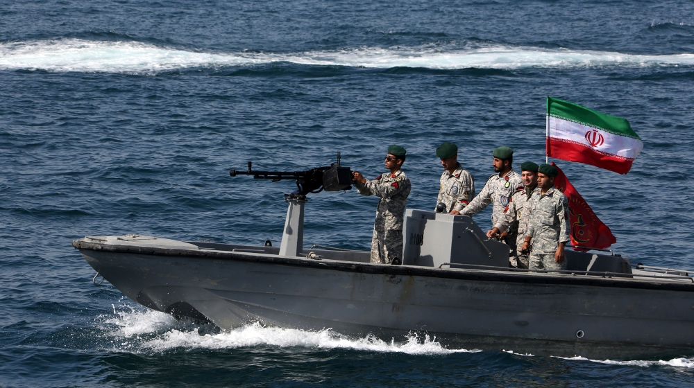 Iran starts annual war games amid tensions with US
