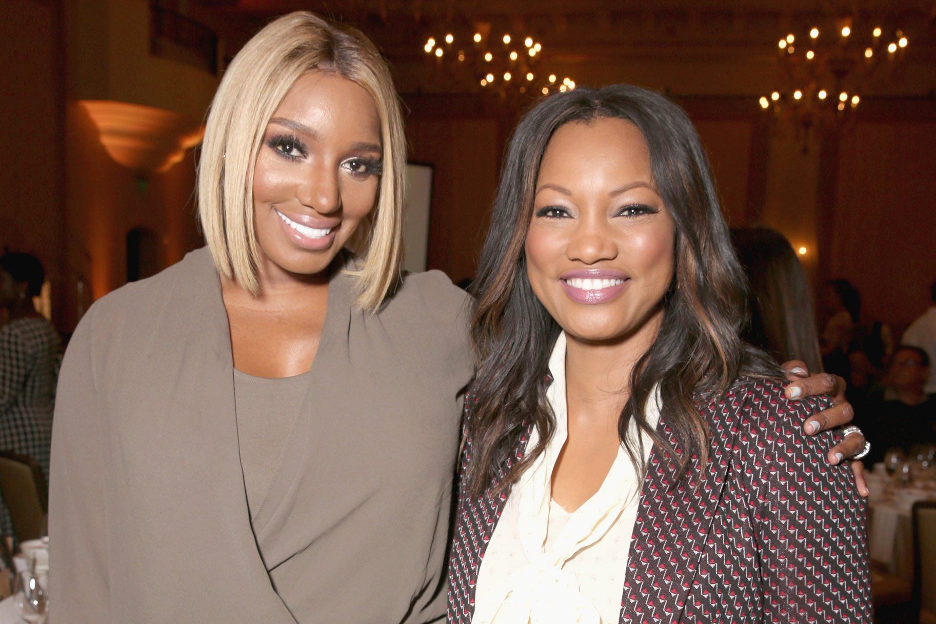 NeNe Leakes Confirms RHOA Exit And Garcelle Beauvais Begs Her To Join 'RHOBH' Instead!
