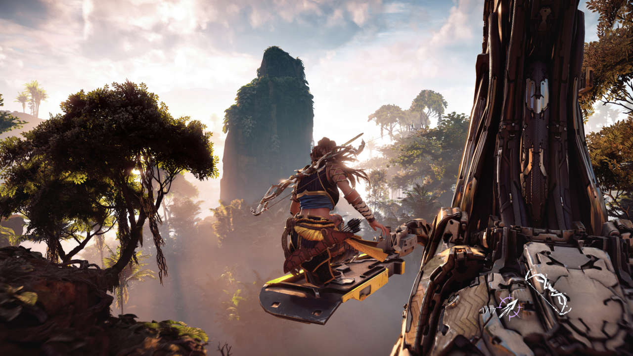 Horizon Zero Dawn PC Patch Improves Performance Up To 10%