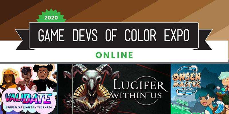 Check Out The Full Game Devs Of Color Expo Schedule For This Weekend