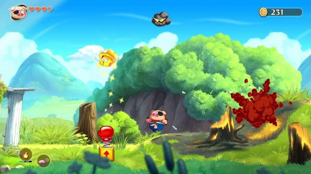 PS5 And Xbox Series X Versions Of Monster Boy And The Cursed Kingdom Are Coming