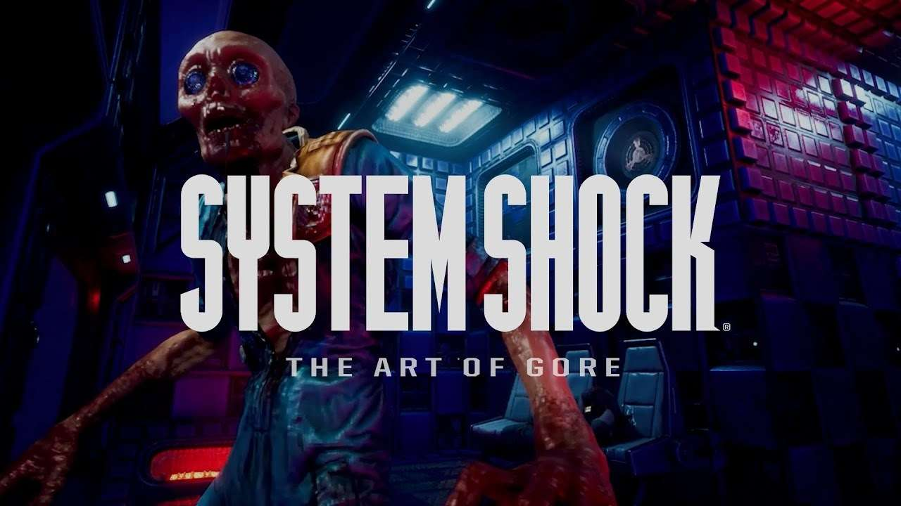 System Shock Remastered Shows Off Some Gory New Updates
