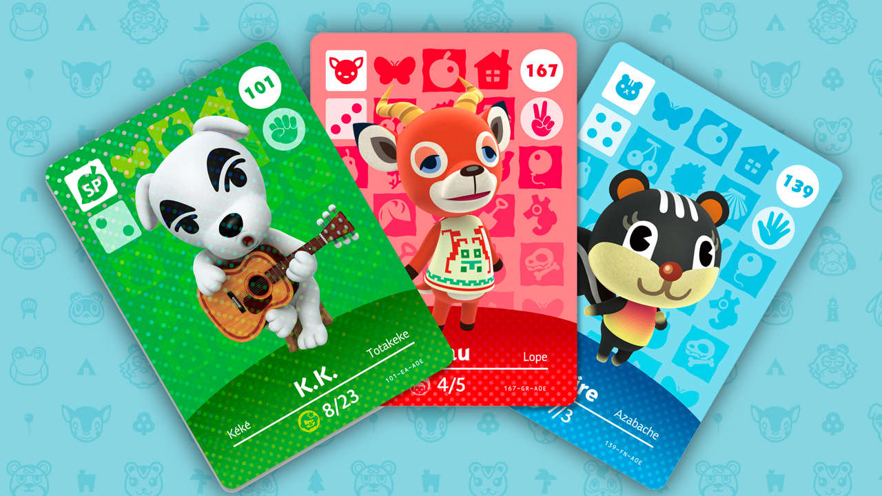Animal Crossing Amiibo Cards Are Coming Back For New Horizons
