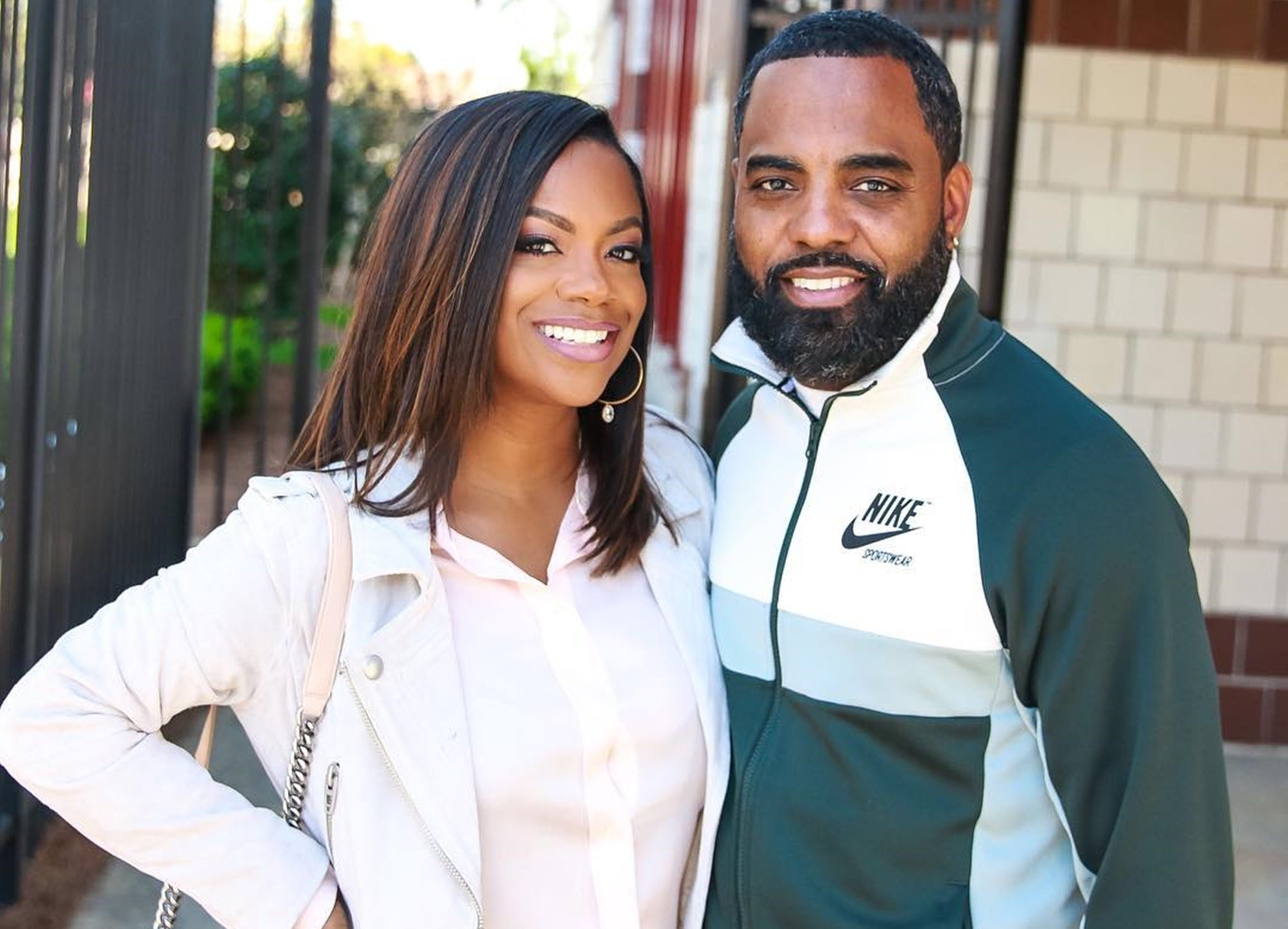 Todd Tucker Shares An Amazing Photo With Kandi Burruss – Check Out Their Gorgeous Look