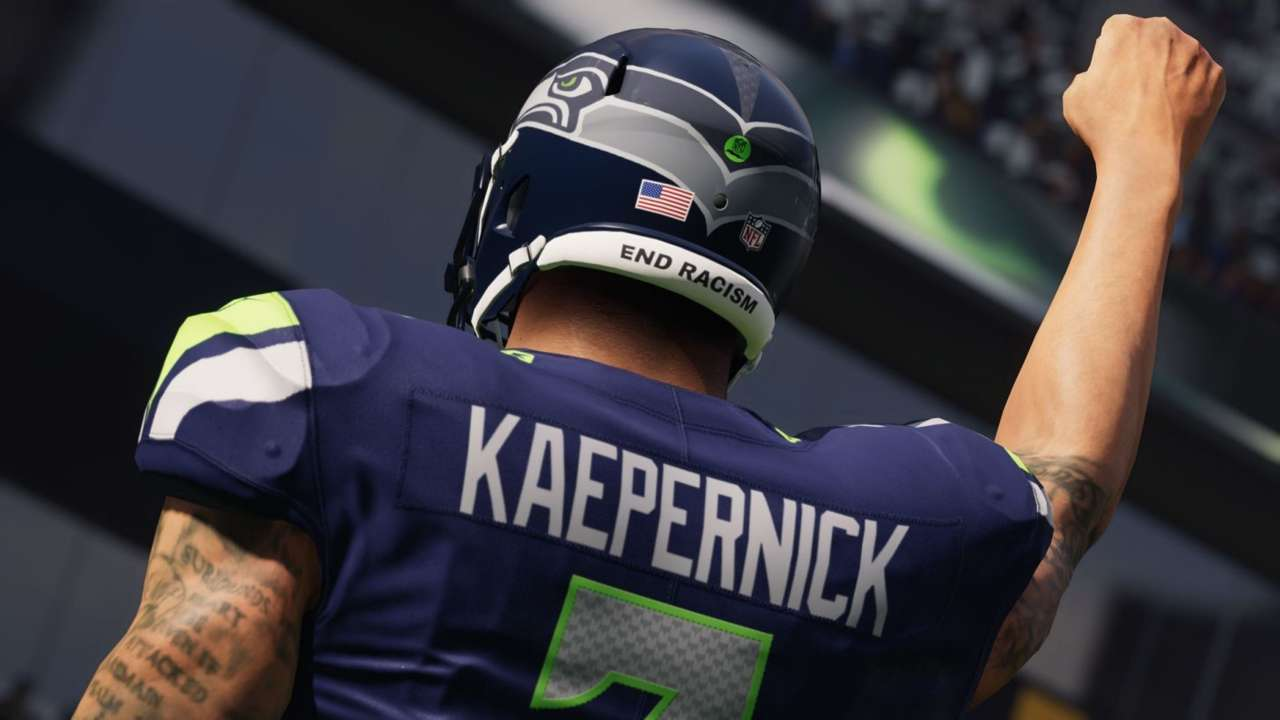 Madden 21 Is Free To Play This Weekend To Celebrate Kaepernick's Return And NFL Season Start