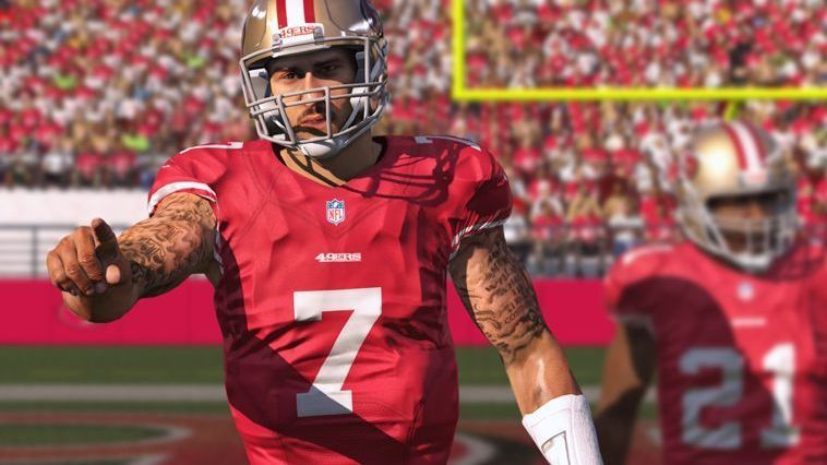 Colin Kaepernick Is Coming Back To Madden