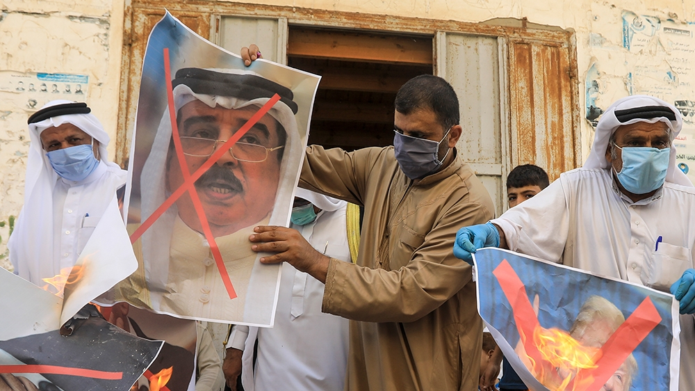 What is behind Bahrain's normalisation deal with Israel?