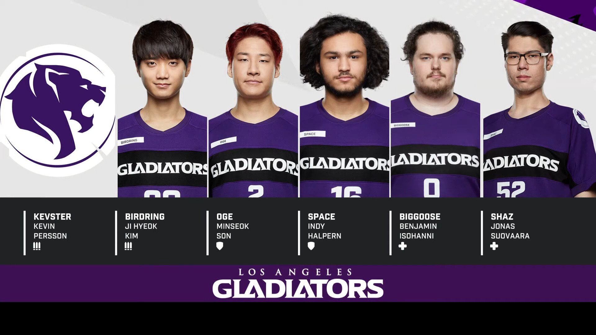 OWL – Paris Eternal, Los Angeles Gladiators Take Final Bow In The Playoffs