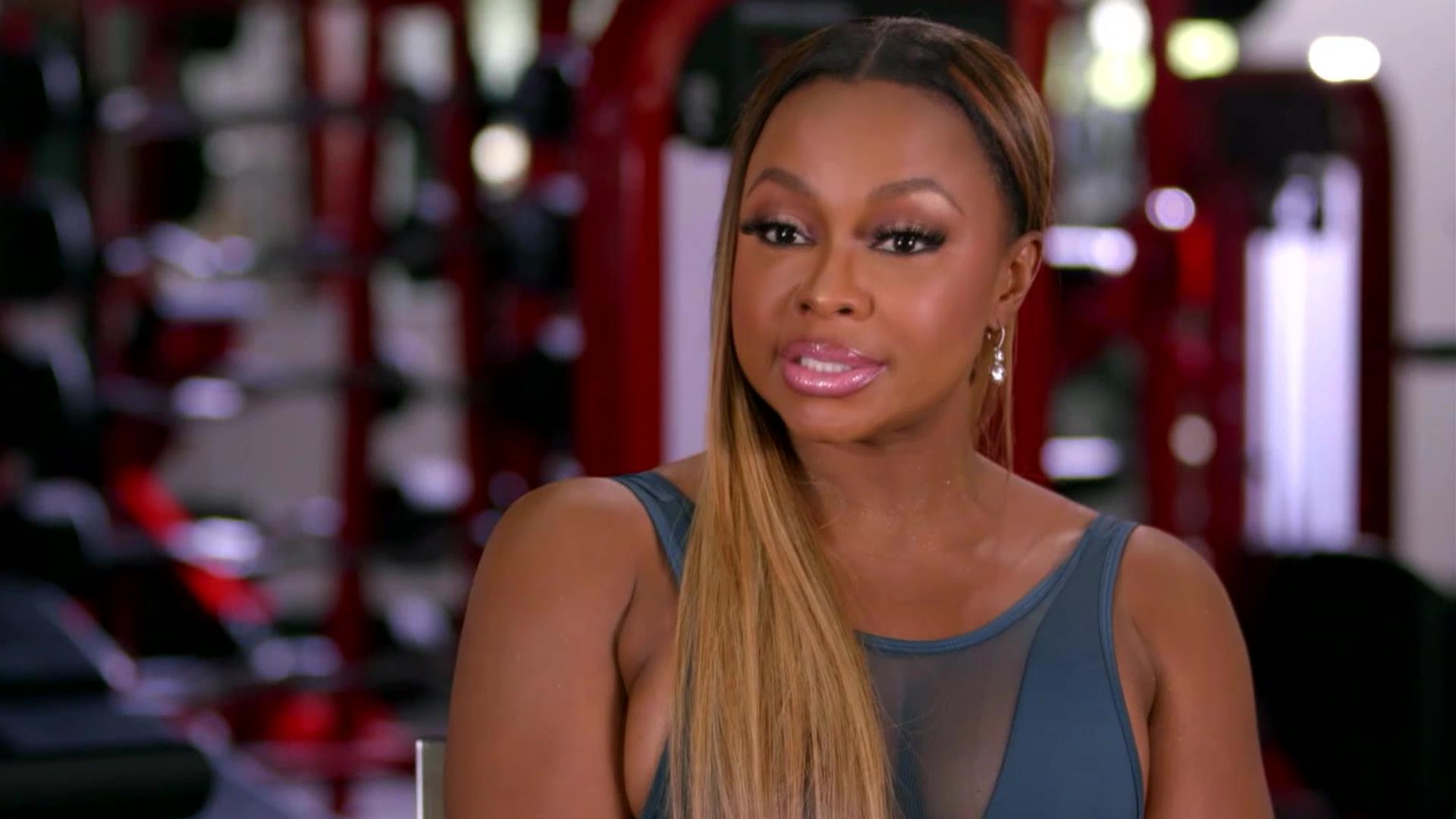 Phaedra Parks Puts Her Best Assets On Display: 'Never Underestimate The Power Of Chocolate'