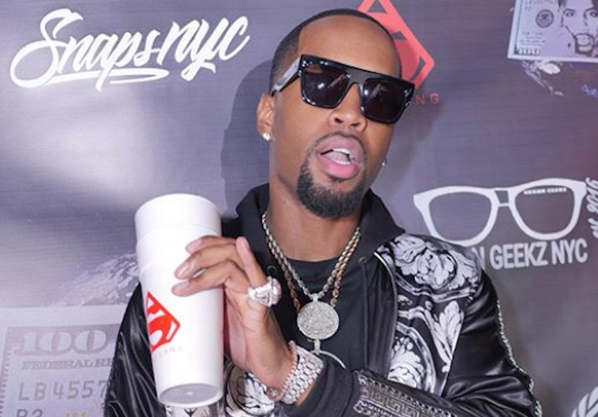 Safaree Offers Financial Advice To Fans – See His Video Here