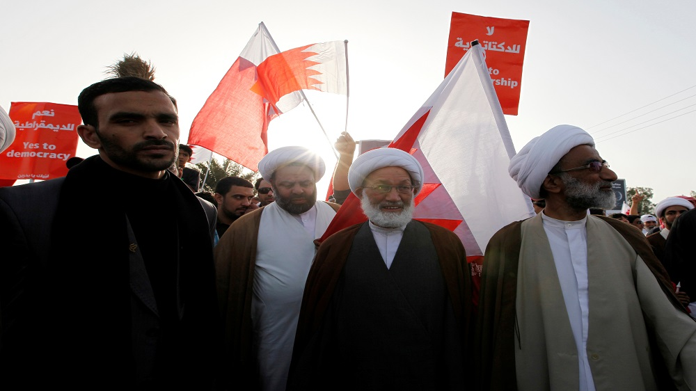 Bahrain opposition rejects Israel normalisation