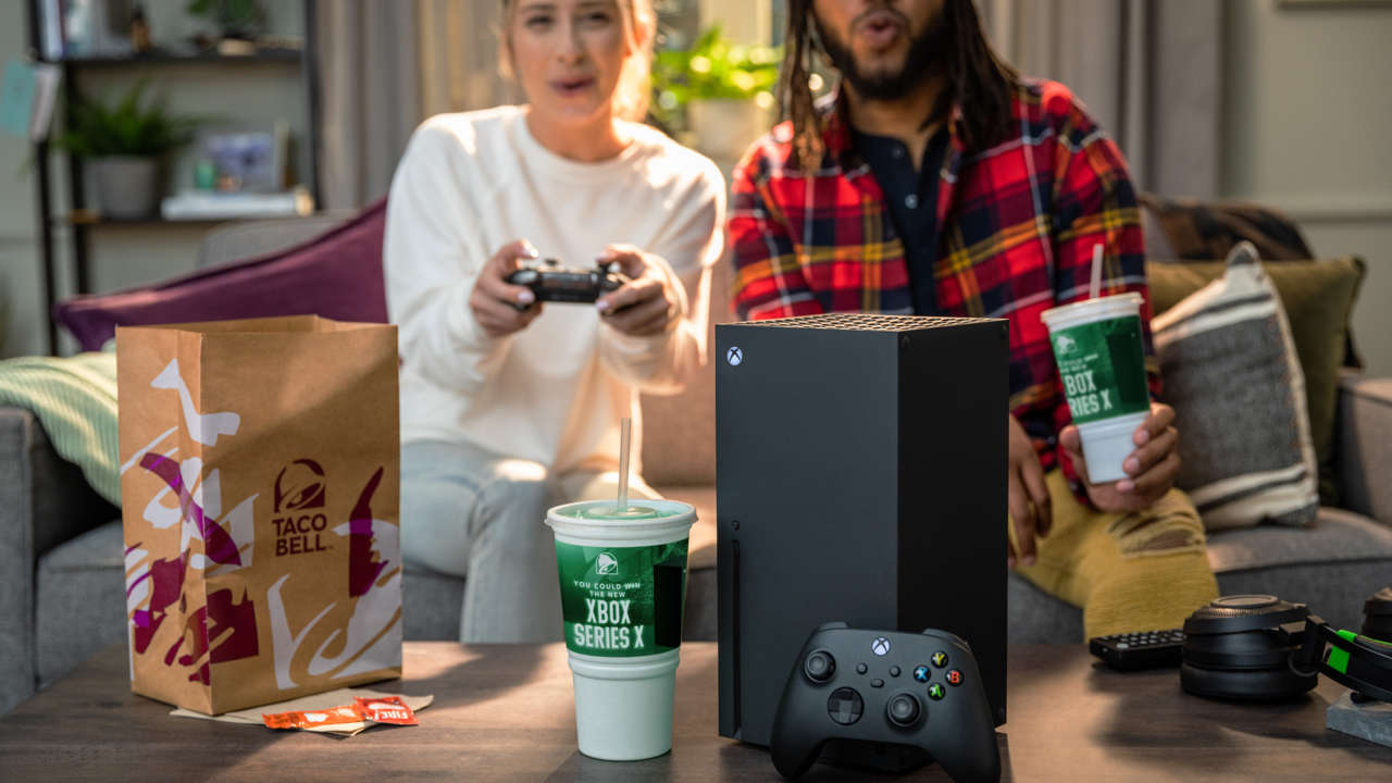 Xbox Series X Giveaway Coming From Taco Bell, Prizes Awarded Before Launch