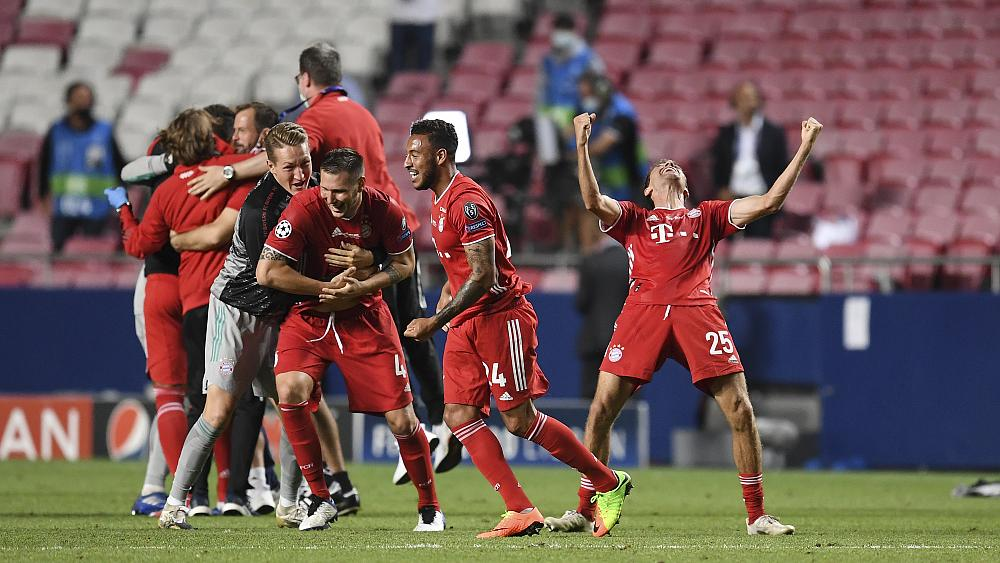 Bayern win sixth Champions League title in 1-0 victory against PSG
