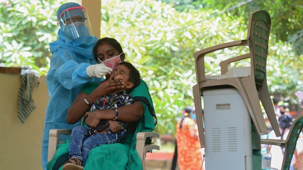 What explains surge in coronavirus numbers in India?