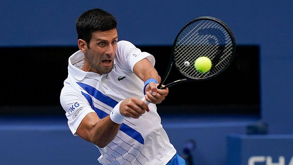 Novak Djokovic kicked out of US Open after hitting line judge with ball
