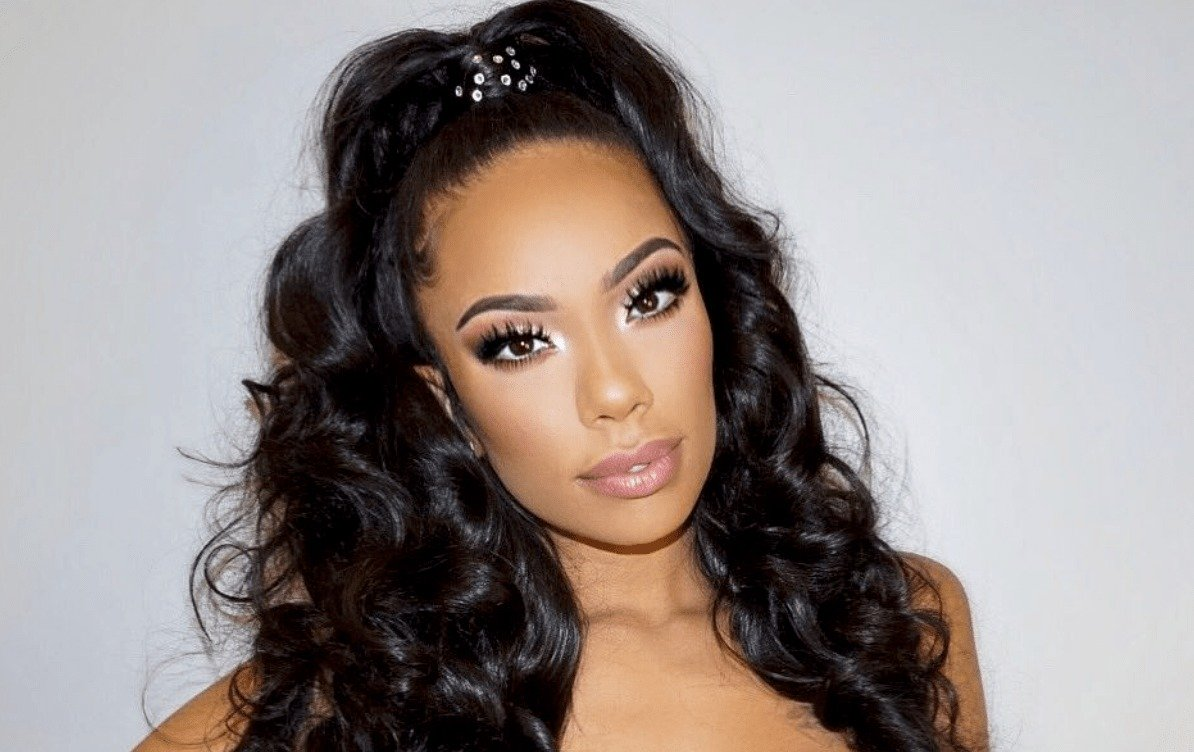 Erica Mena Rocks A Fashion Nova Outfit And Her New Blonde Hair – See Her Photo That Sparks Cosmetic Surgery Rumors