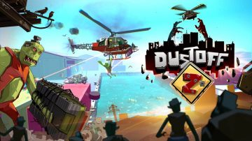 Invictus Games' Dustoff Z Confirms October Release Just In Time For Halloween
