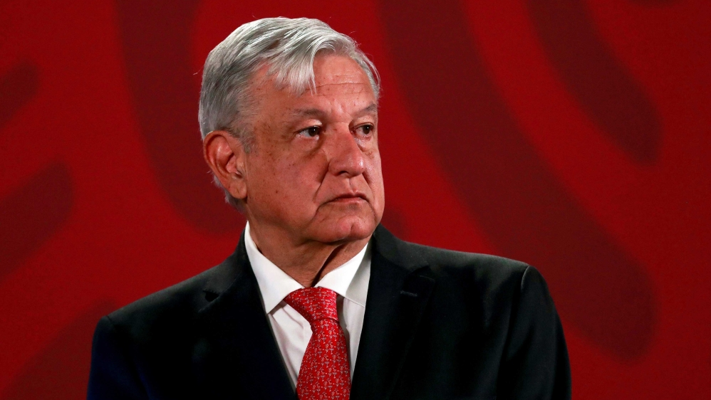 Mexico: President requests referendum on judging predecessors