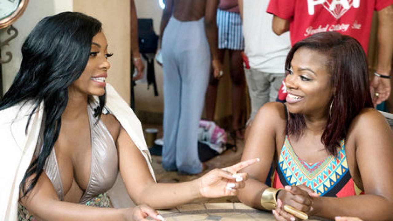 Porsha Williams Is Teaming Up With Kandi Burruss To Help Families In Need