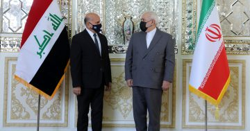 Iran and Iraq agree to boost ties in high-level meetings