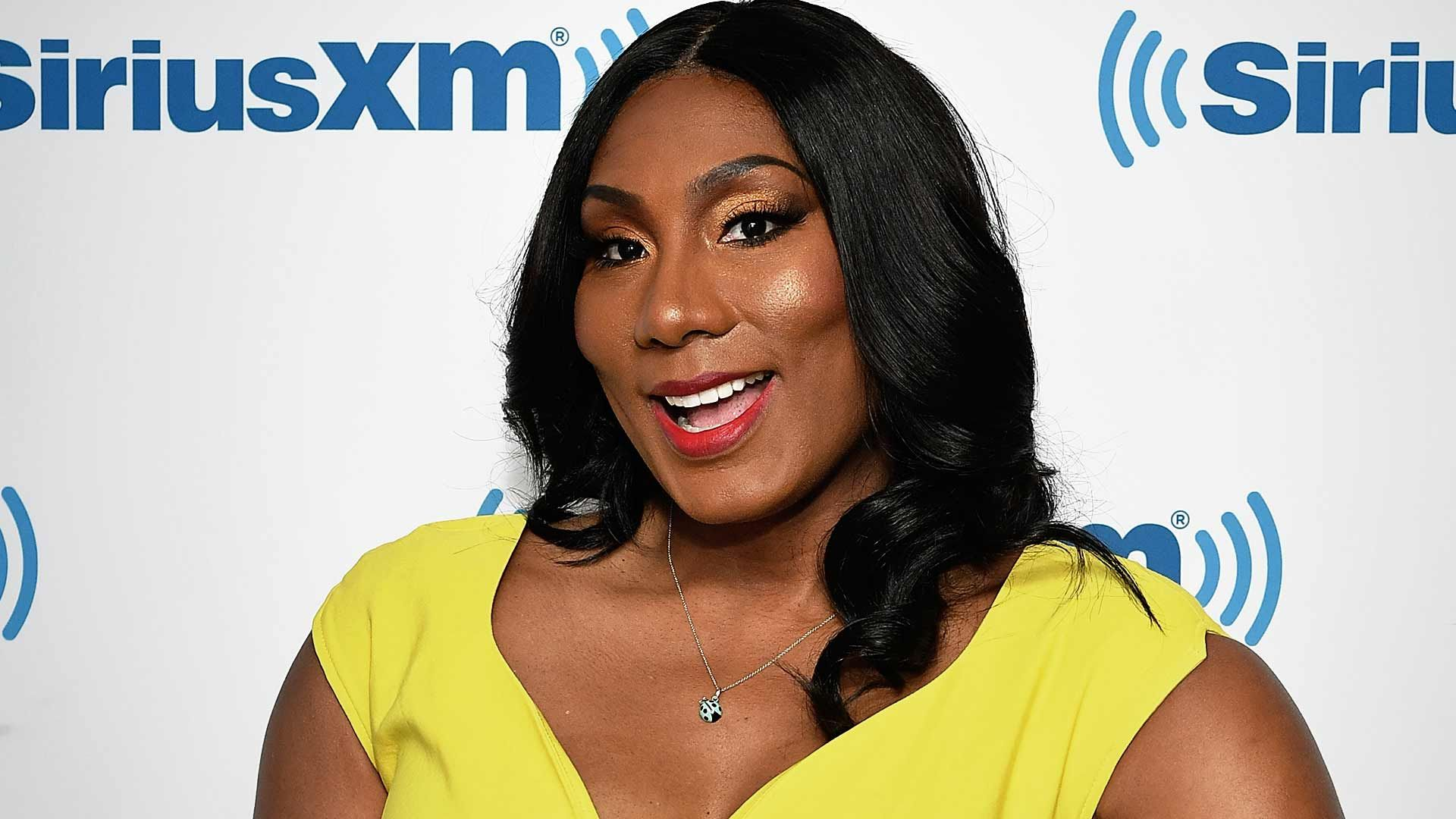 Towanda Braxton Flaunts Her Beautiful Skin In This Video