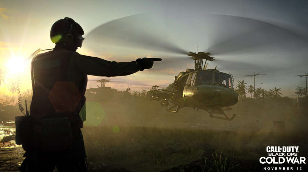 How Call Of Duty: Warzone Interacts With Black Ops Cold War