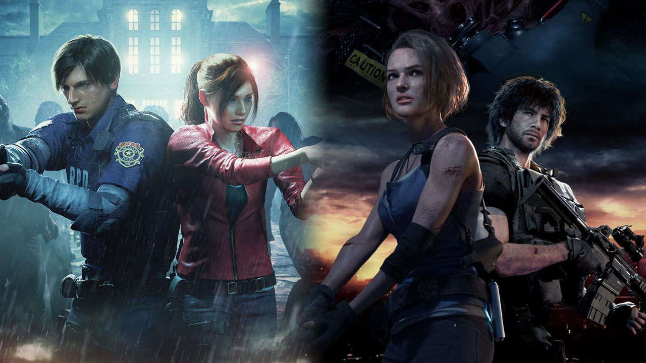 Snag Resident Evil 2 And Resident Evil 3 Bundled For A Great Price On PS4
