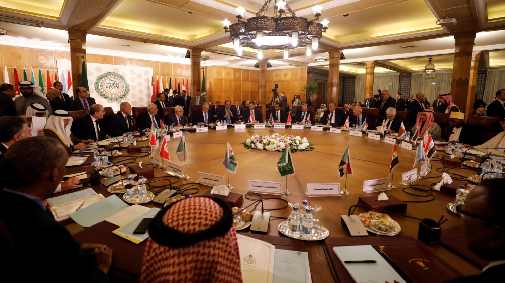 Arab League division over Palestinian cause to dominate talks
