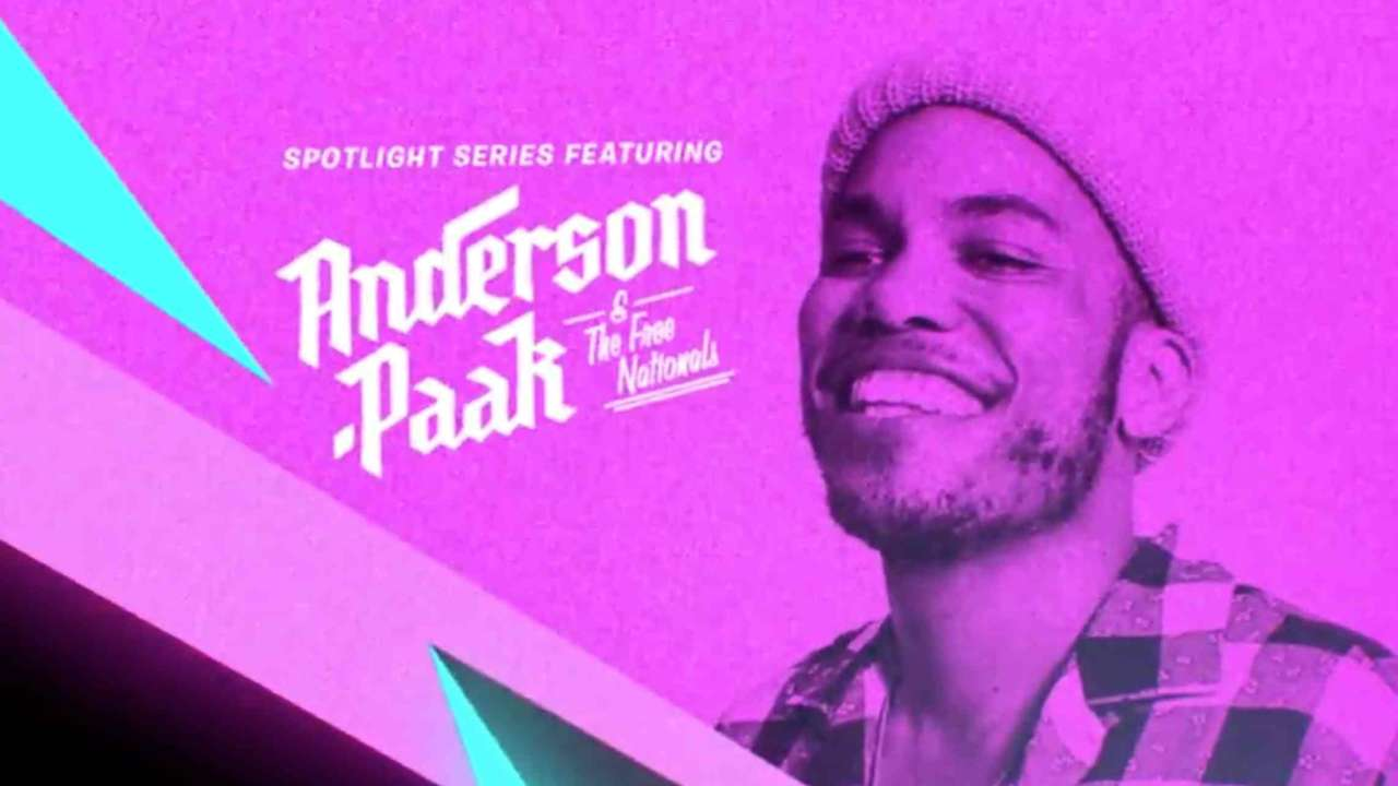 Anderson .Paak Will Host A Virtual Concert In Fortnite